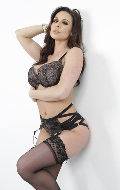 Adult entertainment superstar Kendra Lust