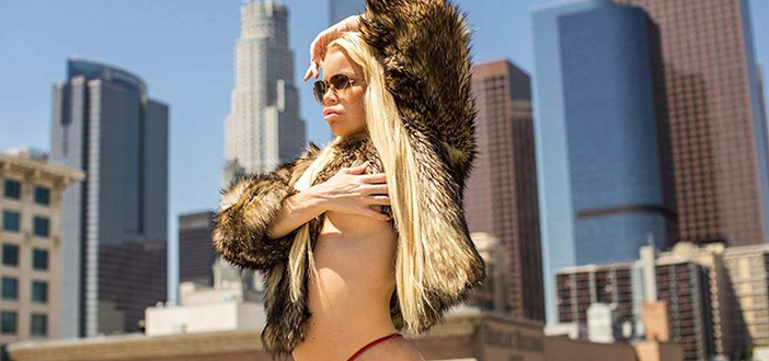 Nikki Delano features at Stiletto in New Jersey