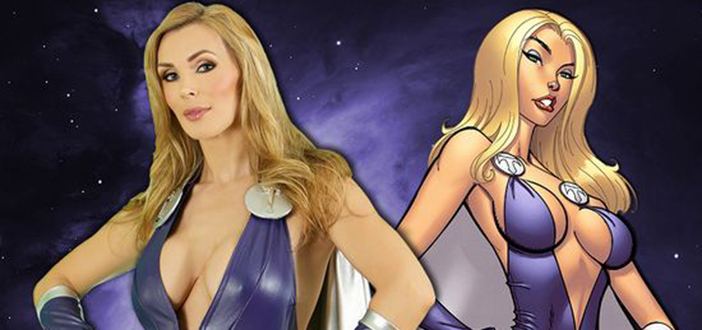 UK superstar Tanya Tate will be making a special appearance this week at EXXXOTICA Dallas