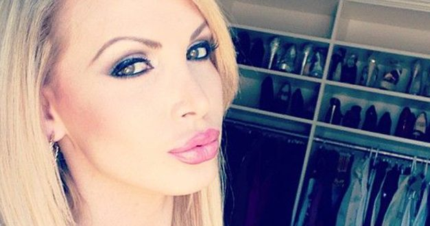 Nikki Benz announced Miss Exotic Dancer
