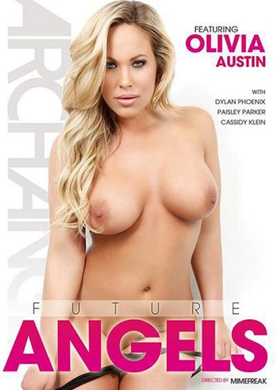 "ArchAngel ""Future Angels"" DVD cover"