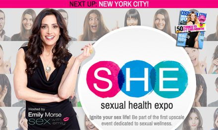 Sexual Health Expo space almost sold out