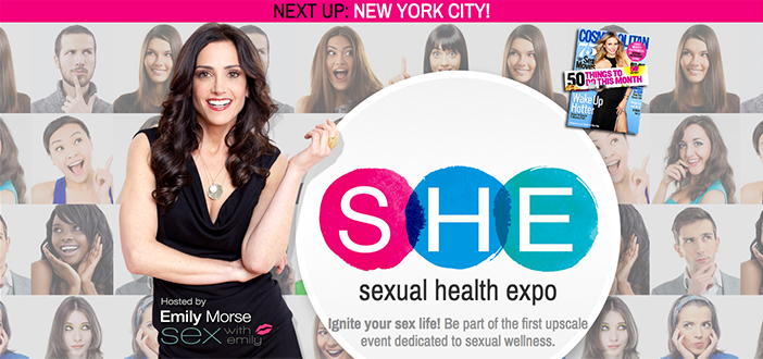 Schedule announced for SHE New York 2015