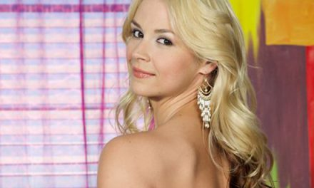 Sarah Vandella is an Angel twice this week