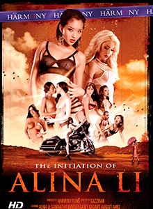 THE INITIATION OF ALINA LI featuring Samantha Bentley