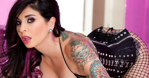 The Truth: Front to Back welcomes Joanna Angel