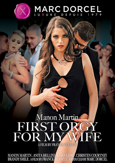 Adult Movie Review: Manon Martin: First Orgy for My Wife