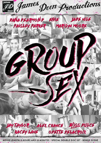James Deen's Group Sex