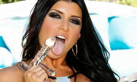 Romi Rain Girl/Girl scene on Empire DVD
