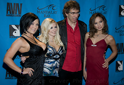 Rodney Moore at AVN Awards