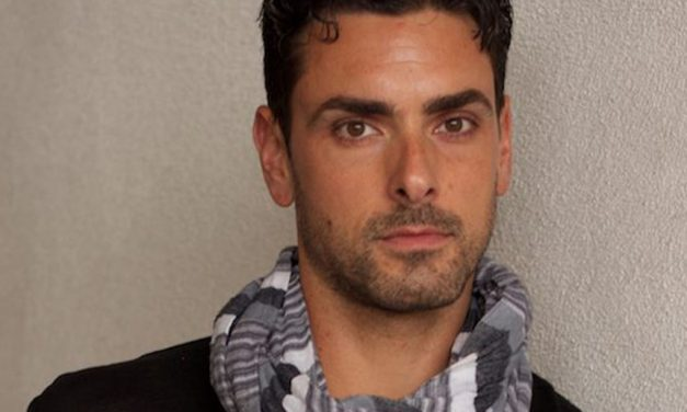 "Ryan Driller stars in Hustler's ""Barely Legal"""