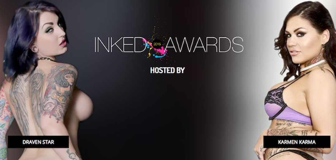 The Inked Awards close Fan Voting