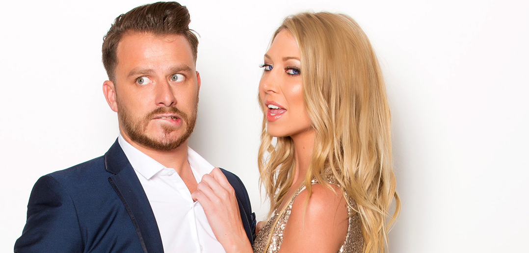 Lexi Lowe and Dapper Laughs