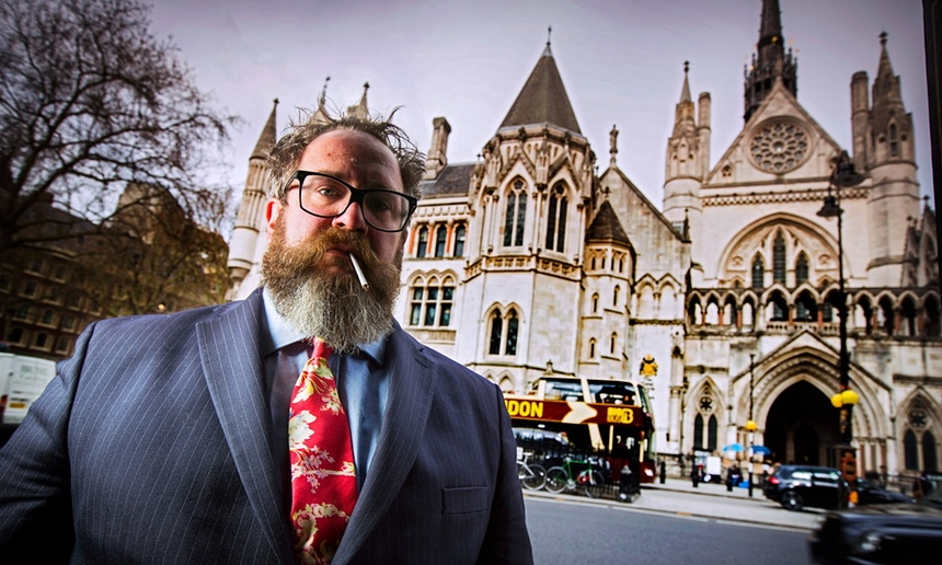 Myles Jackman, Obscenity Lawyer. Help defend BDSM, LGBTQ, privacy and free speech
