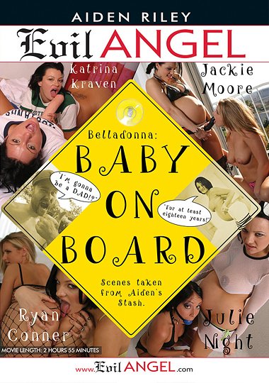 Baby on Board, Evil Angel, Ryan Conner