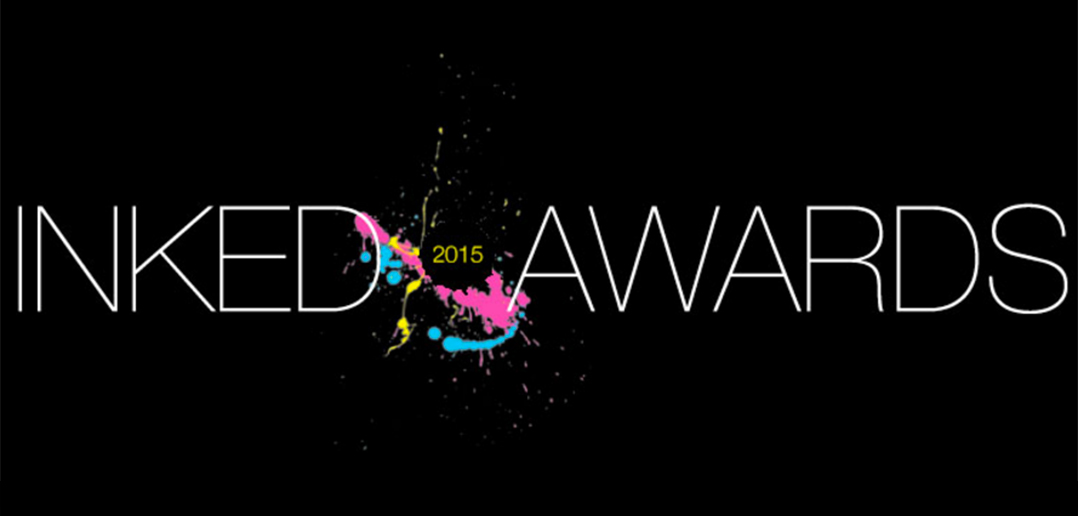 Inked Awards logo