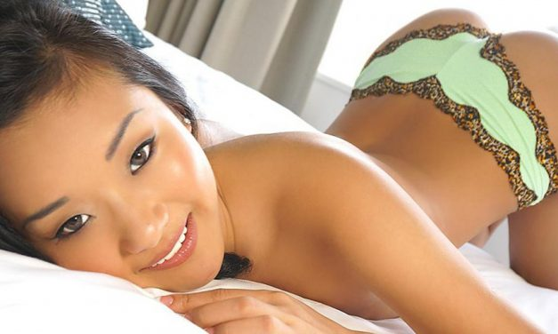 Featured porn star: Asian sex goddess Alina Li