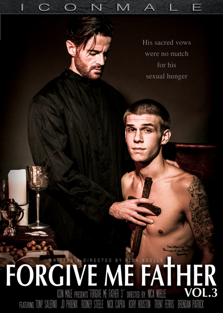 Forgive Me Father 3, Icon Male, Mile High Media