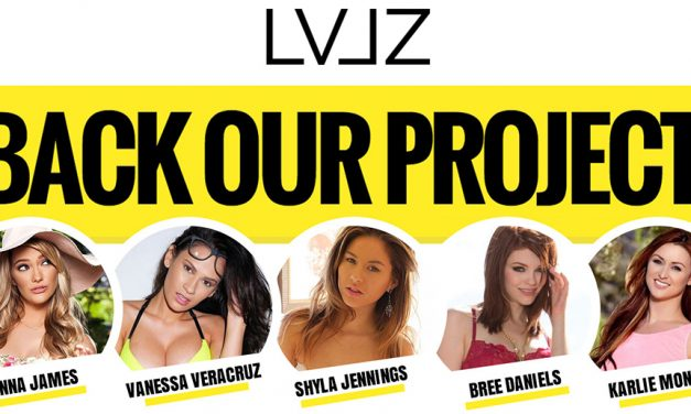 LVLZ launches & seeks crowdfunding
