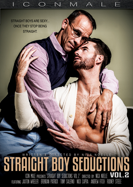 Straight Boy Seductions, Icon Male, Mile High Media
