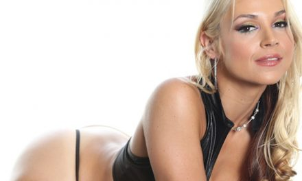 Sarah Vandella's 1st Dark X Scene on DVD