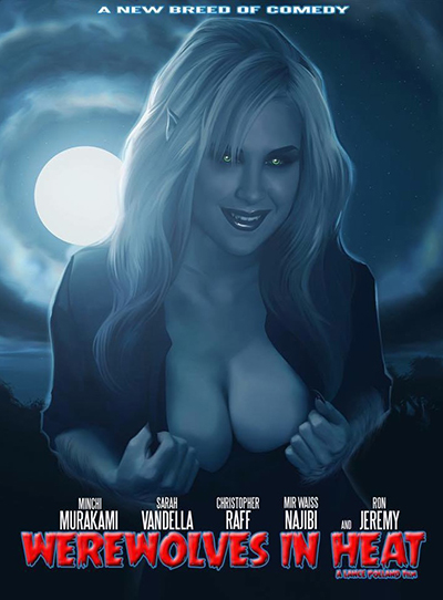 "Sarah Vandella, ""Werewolves in Heat"""