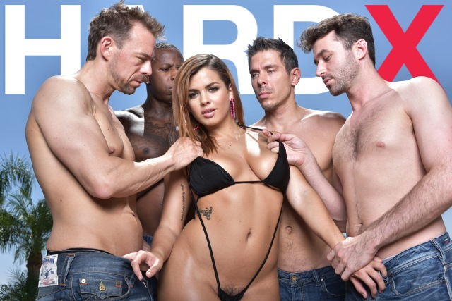 Mile High Media, Gamma Entertainment, O.L. Entertainment, studio, porn star, content, sex, Mason, filmmaker, director, female, sexuality, Hard X, 2016 AVN Awards, DP Me, Facialized 2, Latin Asses, Gangbang Me 2, Keisha Grey, Mick Blue, James Deen, Jon Jon