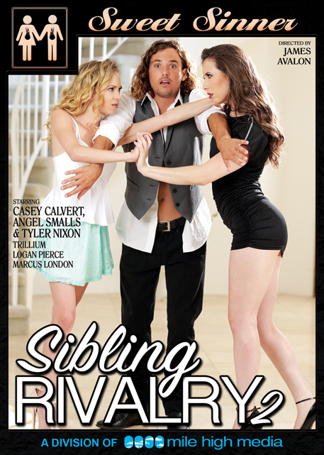 Sibling Rivalry 2, Casey Calvert, Angel Smalls, Mile High Media