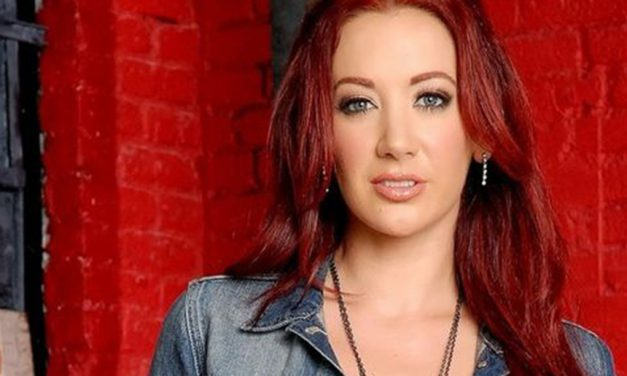 Jayden Jaymes at the Spearmint Rhino City of Industry