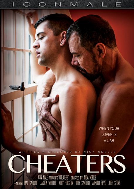 Icon Male, Icon Male Cheaters, Icon Male series Cheaters, Armond Rizzo, Billy Santoro