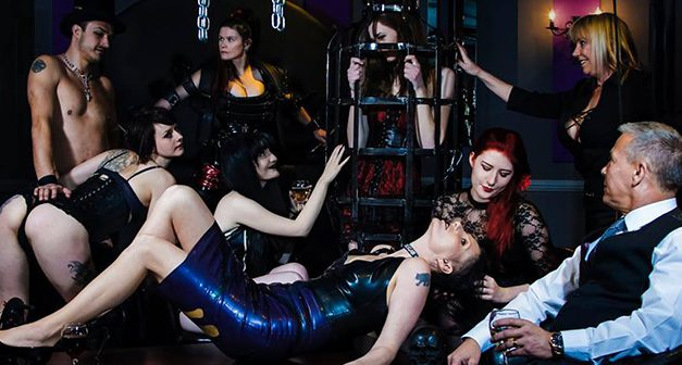 Brighton Fetish Weekend 2016