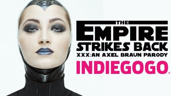 Axel Braun, Dani Daniels, Penthouse Pet, XBIZ Female Performer of the Year, Toryn Farr, The Empire Strikes Back XXX, Star Wars XXX, crowdfunding, Indiegogo