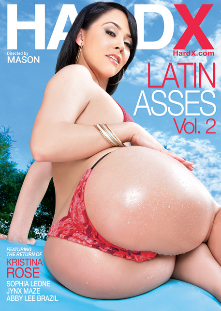 Hard X Latin Asses Vol. 2