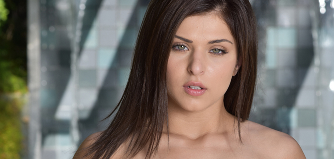 "Leah Gotti on the cover of ""Super Cute"""