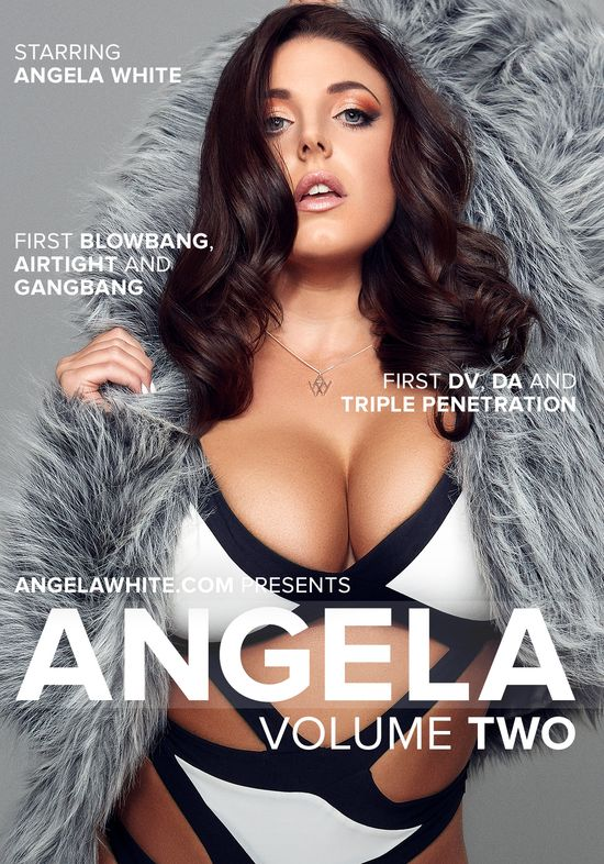 Angela White's critically acclaimed video is awarded Best Gonzo Release title