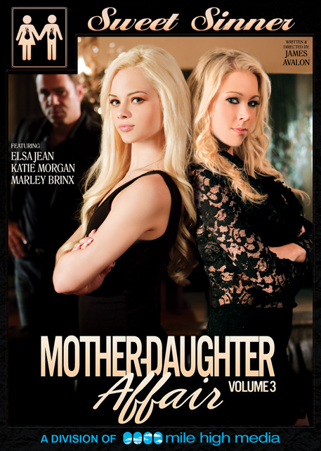Mother-Daughter Affair: Volume 3