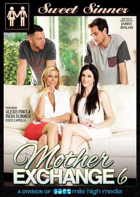 "In addition to India Summer and Alexis Fawx, ""Mother Exchange 6"" stars CeCe Capella, Donnie Rock, Seth Gamble, Tyler Nixon, and Steven St. Croix"