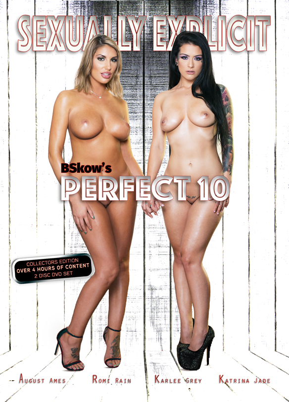 'Sexually Explicit: BSkow's Perfect 10'
