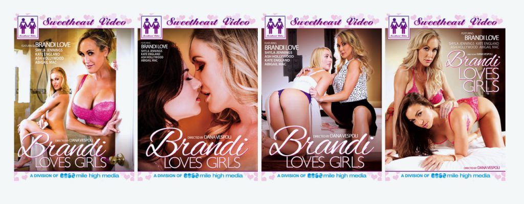 Brandi Loves Girls Cover Contest