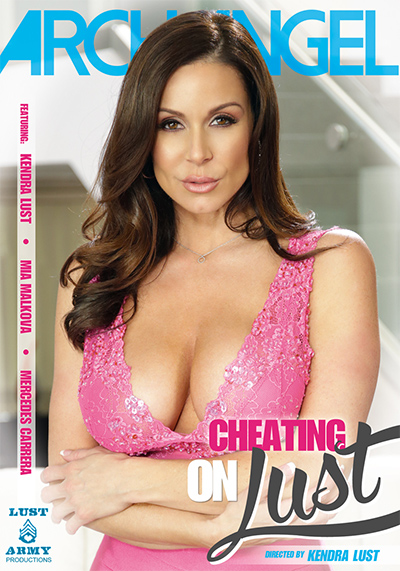 """Cheating on Lust"" cover featuring Kendra Lust"