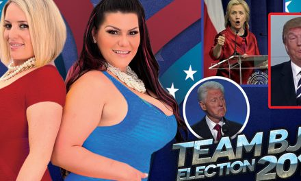 #TeamBJ returns for the Presidental Elections!