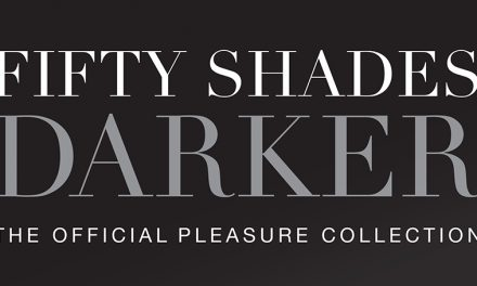 Fifty Shades Darker Point of Sale now shipping