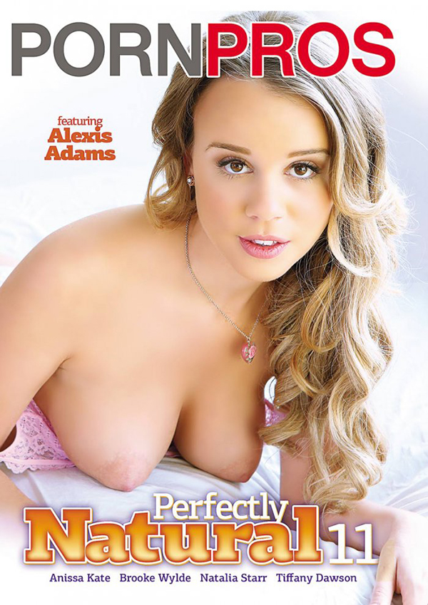 Alexis Adams, Perfectly Natural #11 cover