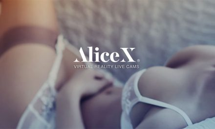 AliceX.com now optimized for VR headsets