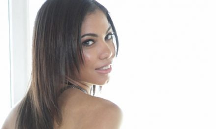 Shay Evans lands Digital Playground cover