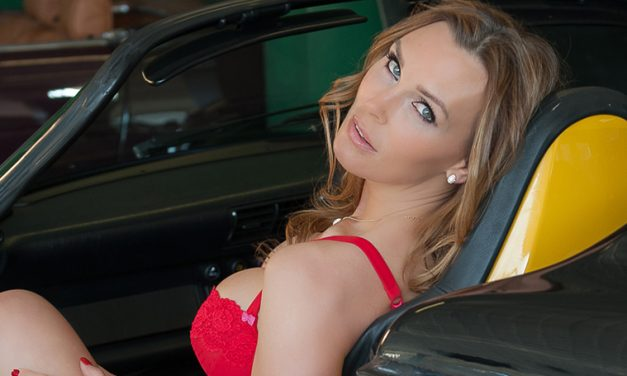 Tanya Tate featured in Fiesta Magazine