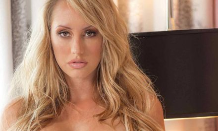 Brett Rossi features in new Girlsway scene