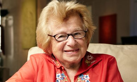 Dr. Ruth to give keynote at Sexual Health Expo