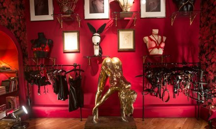 Lovehoney debuts Coco at Boutique Passage du Désir