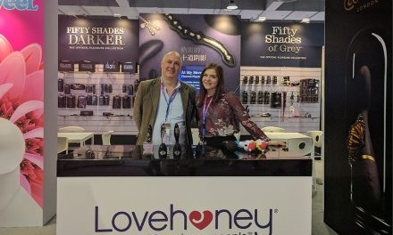 Lovehoney success at Shanghai Adult Expo